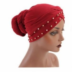 Headwrap - Wine/Burgundy